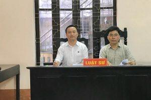Hoạt động của Luật sư Nguyễn Hải