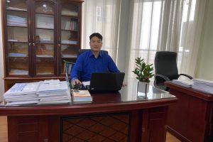 Hoạt động của thư ký Luật sư Triệu Quang Hợp