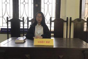 Hoạt động của thư  ký Luật sư Bùi Lan