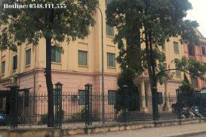 Địa chỉ Tòa án nhân dân quận Thanh Xuân