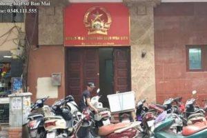 Địa chỉ Viện Kiểm sát Nhân dân quận Hoàn Kiếm